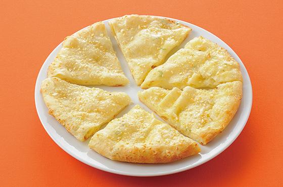 チーズガーリックナン 499円